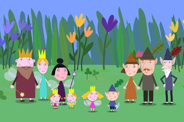 Ben ve Hollys Little Kingdom