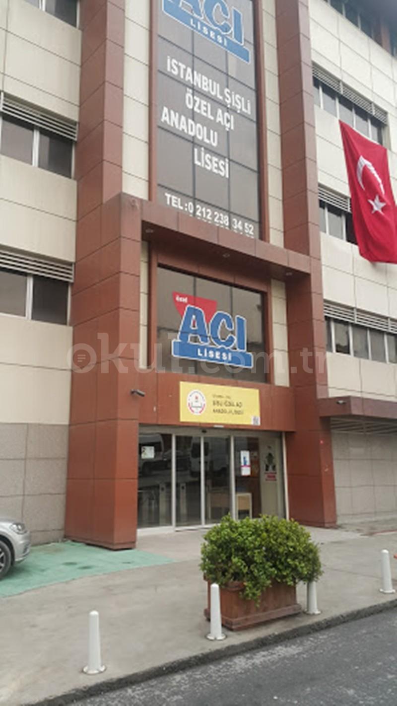 Sisli Ozel Sisli Aci Koleji Anadolu Lisesi